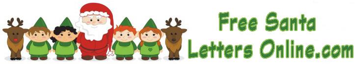 Free Santa Letters Online.com